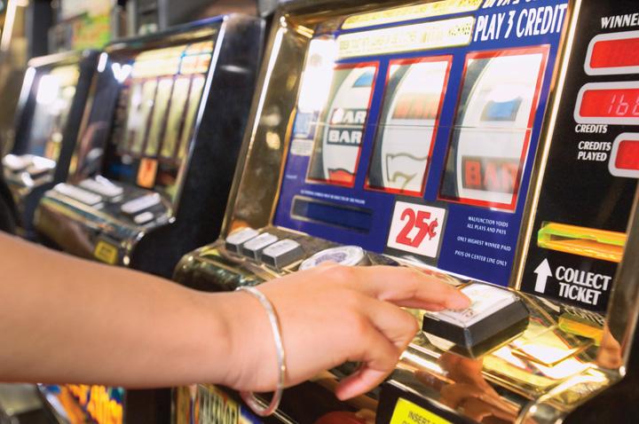 Slot Machines Variable Ratio